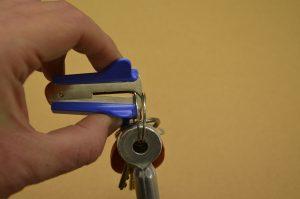Schlüsselöffner